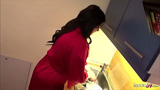 German One Night Stand Elisa Fuck at morning after Party