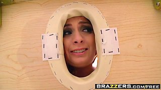 Brazzers - Dirty Masseur - Pros and Cunts scene starring Ash