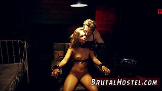 Brutal slave Fed up with waiting for a taxi naive young tourista Liza Rowe thinks shes