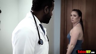 Bbc doctor exploits favorite patient into anal sex exam