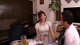 Momoka nishina cheating when her husband asleep