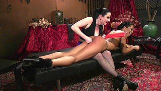 Veruca James Dominates Kira Noir