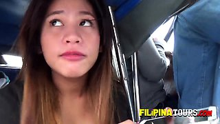Hot teenager from Filipina loves to fuck