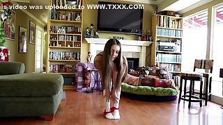 Dagfs Flexible Lucy Doll Takes A Load In The Face