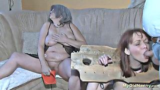 Hardcore Nanny Compilation
