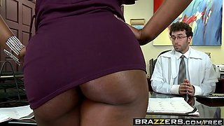 brazzers - big butts like it big -  anal coverage scene star