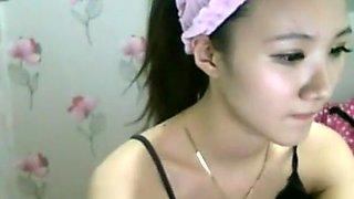 BEAUTIFUL KOREAN HAIRY PUSSY-