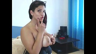Caught My Curvy Teacher  - Watch Part2 on CUMCAM,COM