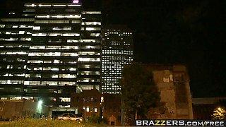 brazzers - pornstars like it big -  sexter scene starring al