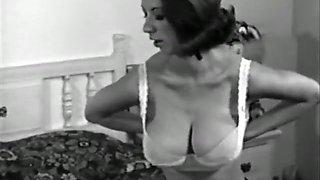 Fabulous amateur Hairy, Big Tits adult video