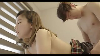 Korean horny student