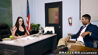 brazzers - big tits at school - parent fucking teacher meeti