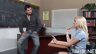dirty school checkup teen sex 1