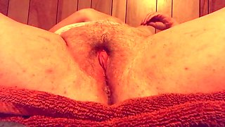 Bbw milf fatwet clit orgasm