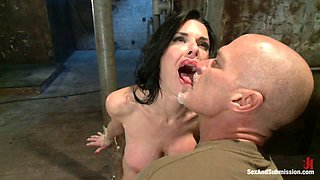 Mark Davis & Veronica Avluv in The Lonely Housewife - SexAndSubmission