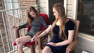 Brooke & Lacey - VS120 Smoking Sisters