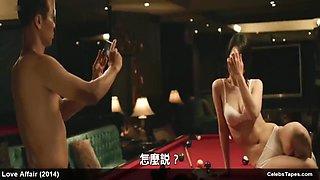Seah han &amp yoon jimin exposed and romantic scenes