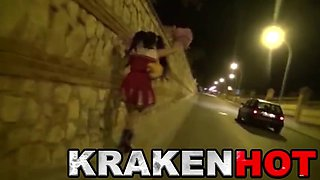 Krakenhot - Housewife in an exclusive amateur BDSM xxx video