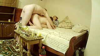 Russian Amateur bi sex