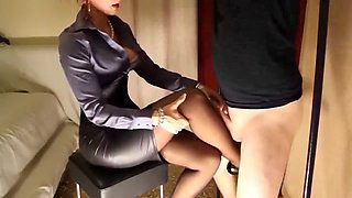 Governess Quinn Controls Her Slave bdsm bondage slave femdom domination