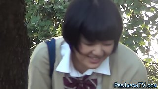 asian student made to pee