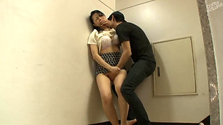Beautiful Asian sluta getting fucked hard