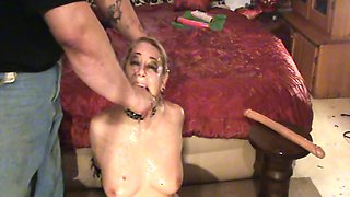 Antonia squirt and gag!2