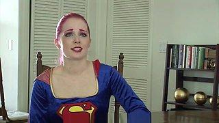 Super Girl Alison Miller Spanking