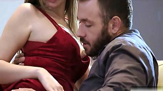 Glamour Jill Cassidy Erotic Boning While Her Husband Watches