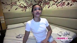 18 yo, really cute, her skin was very beautiful. She get