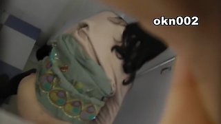 Hidden camera toilet Kt-joker okn002 vol.001 Angle that it is easy to want vol.002 observed from the bottom