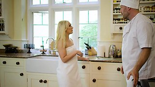 Brazzers - Real Wife Stories - The Caterer sc