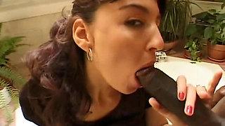 Lex Steele fucks a sexy Brunette