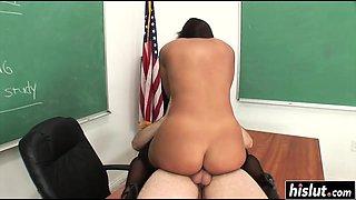 Lisa Ann is one hot teacher
