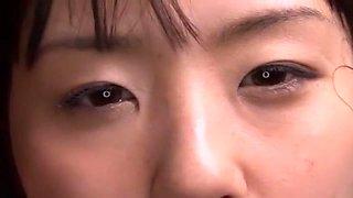 Incredible Japanese girl Tsubomi in Amazing POV, Swallow JAV movie