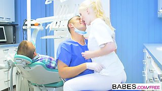 Babes - Office Obsession - Oral Fixation