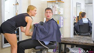 Lucy Heart In Salon Seduction