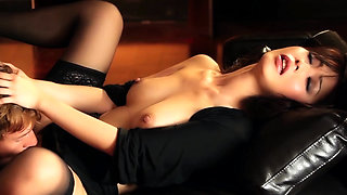 Asain babe Marica Hase knows The Art Of Seduction