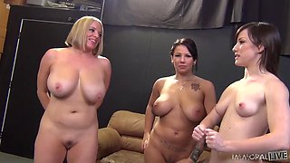 Group Sex Fucking Makes Them Horny