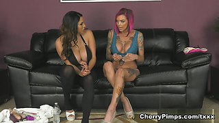 Anna Bell Peaks & Missy Martinez in Ready To Watch Us Squirt LIVE - CherryPimps