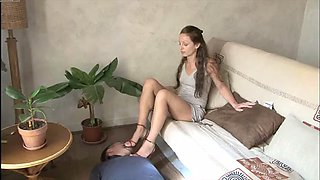 mistress maeva sandals and feet
