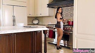 Twistys - Valentina Nappi starring at Italian Cooking With Valentina