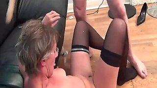 Old librarian is used and abused by two bad students