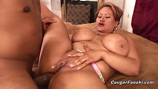 Slutty bbw&#039s holes being totally wrecked by a shortys bbc