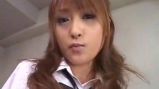 Best Japanese chick China Yuuki, Reika Kudo, Rei Kitajima in Horny Facial, Lesbian JAV scene