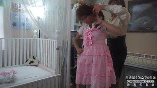 mommy diapered schoolgirl