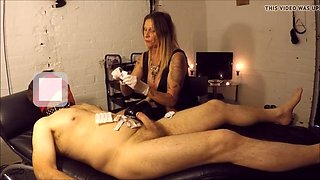 needle play video 2 with huddersfield mistress v