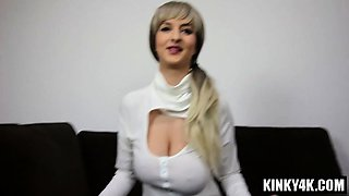 Hot sister seduce and orgasm