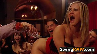roleplaying swinger orgy is hotter than ever