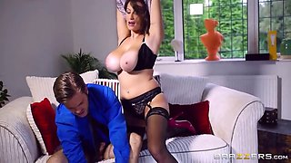 Brazzers - Presenting to Pascal scene